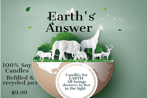 Candles for Earth