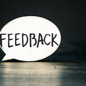 The 5 levels of feedback