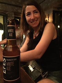 Turkish beer scene-just catching up