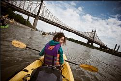 Kayaking in NYC