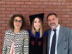 Parents at my PhD Graduation