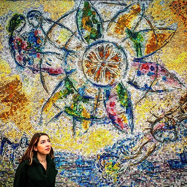 #chicago #sfn #chagall