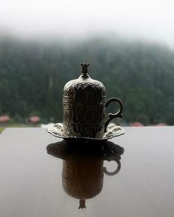 Turkish Coffee in Trabzon