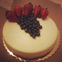 Best cheese cake design- thanks Mustafa