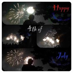 Happy 4th of July y'all! #merica