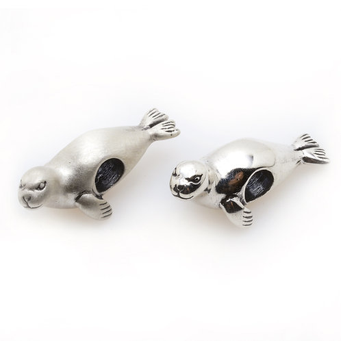 Silver Charm | Monk Seal