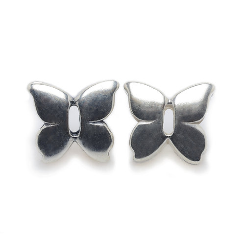 Silver Charm | Butterfly