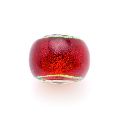 Glass Bead | Red