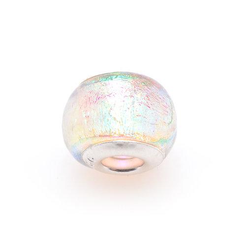 Glass Bead | Clear Sparkles
