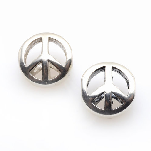 Silver Charm | Peace sign