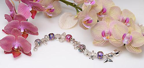 Orchid Delight Bracelet