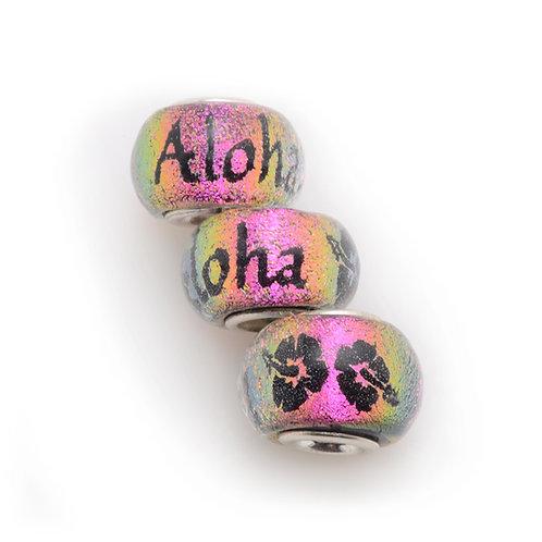 Glass Bead | Aloha - Pink