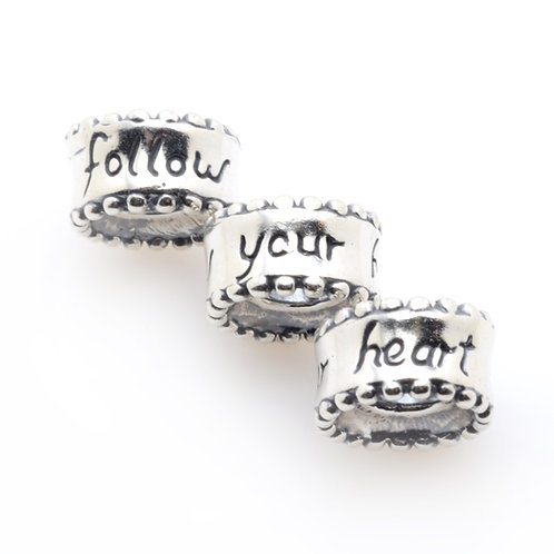 Silver Charm | Follow your heart