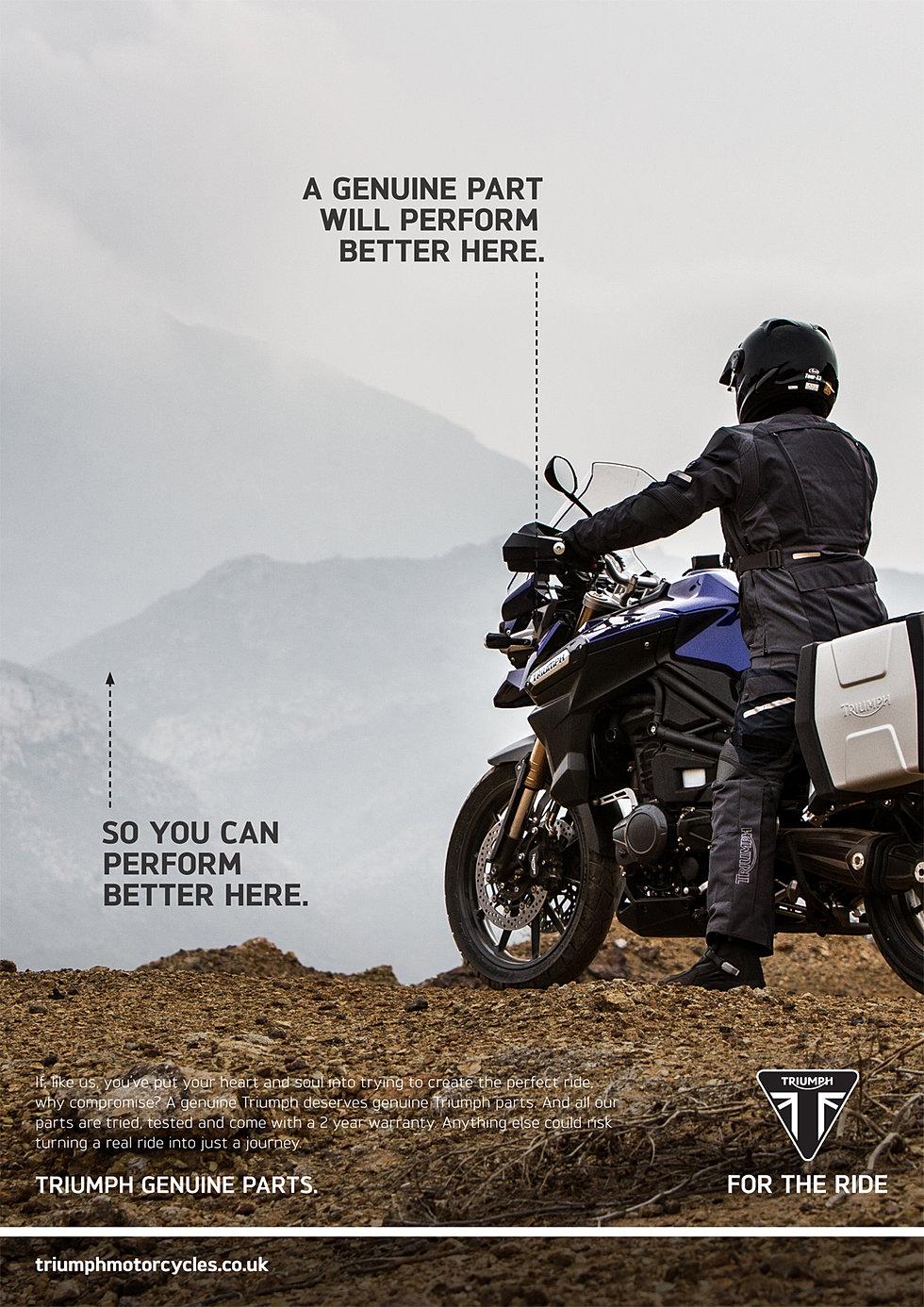 doug laird portfolio   triumph motorcycles