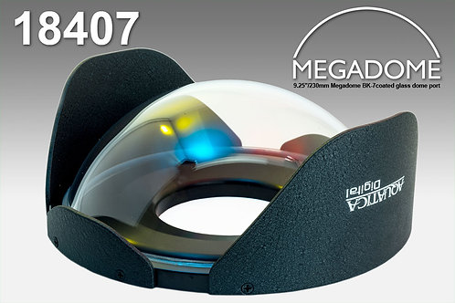 """Aquatica 9.25"""" Glass Mega Dome"""