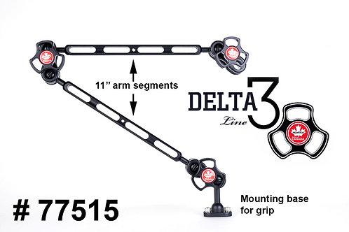 """Delta 3 Dual 11"""" Arm Set"""