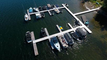 Quais commerciaux - Commercial docks - Q