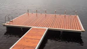 Plateforme de baignade - Swimming Raft -