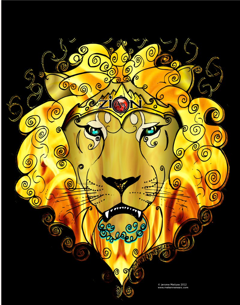New Lion Of Zion Crowned