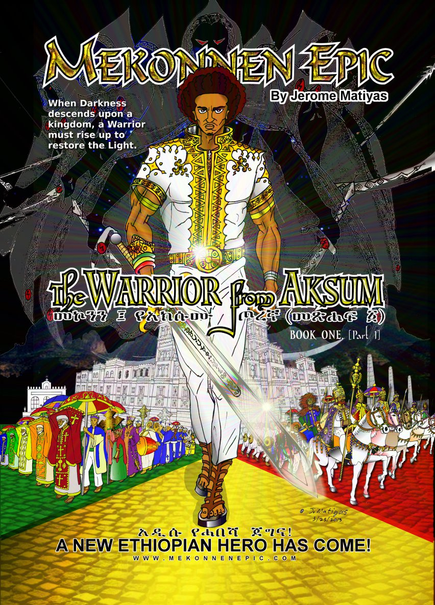 Mekonnen: Warrior From Aksum