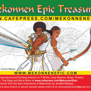 MEKONNEN EPIC Online Store (Cafepress)