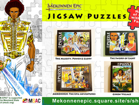 Jigsaw Puzzles for the Family!