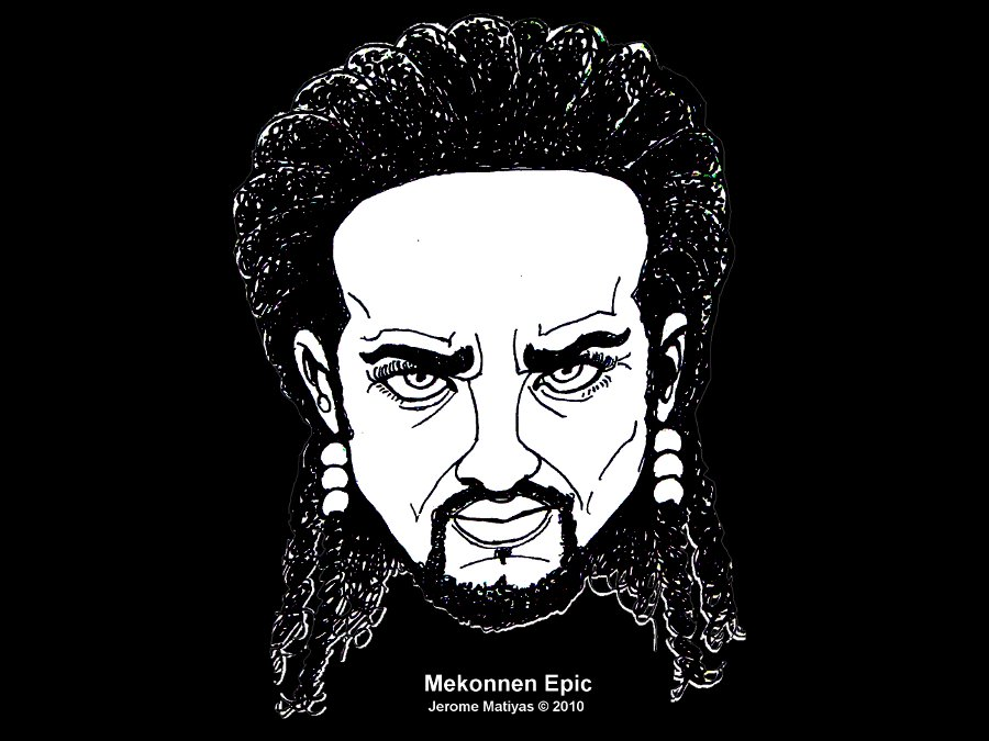 Mekonnen Epic - Black