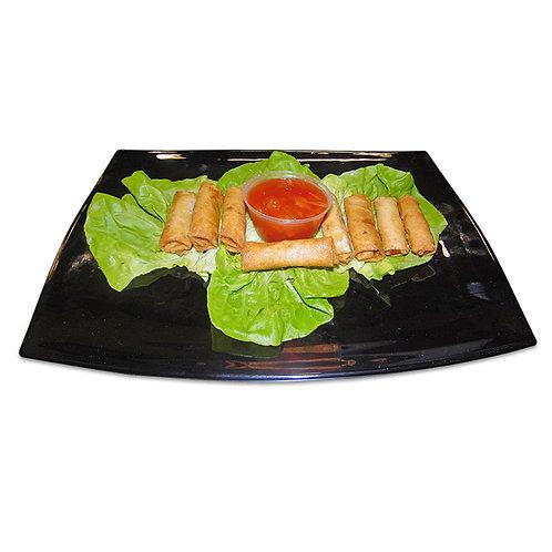 SPRING ROLLS - Φλογέρες λαχανικών