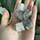 Thumbnail: Tourmalinated Clear Quartz Cubes