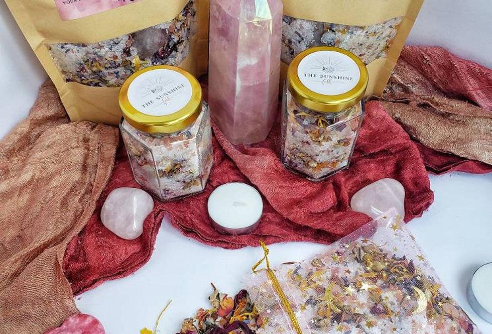 Self Love Ritual Bath Salts