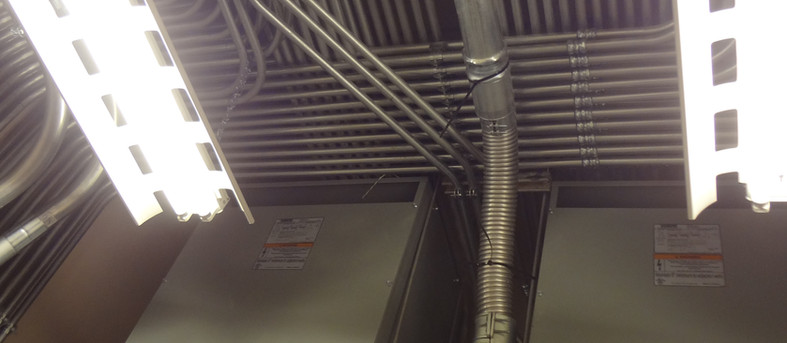 Electrical Room Conduits