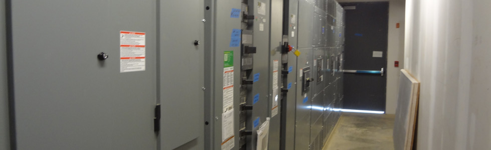 Electrical Switchboard Lineup