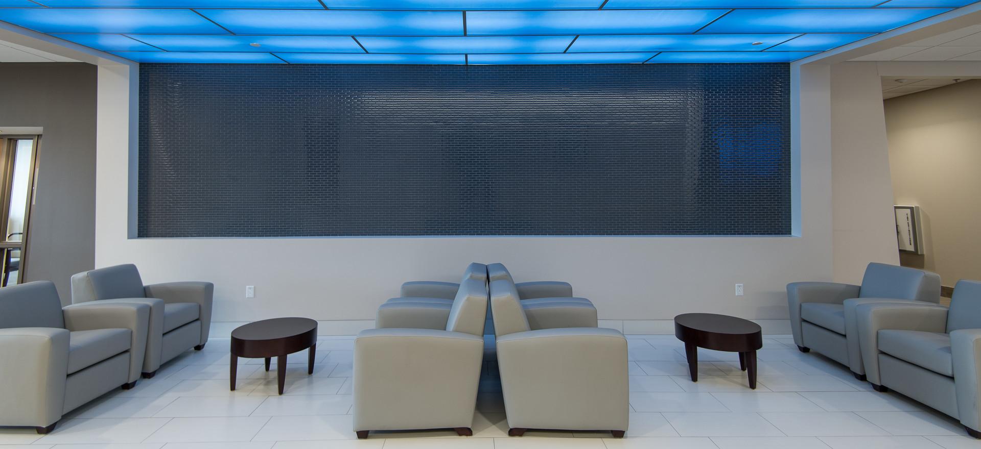 Medical Office Building Lobby Lighting