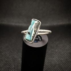 Mystic Sage Turquoise ring