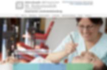 Website Wix Praxis Nabaizadeh Wuppertal