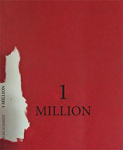 1 million / installation / 7 piece work / 2017
