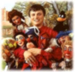 Les Marionnettes du Ranelagh | Pierre Lefaucheux