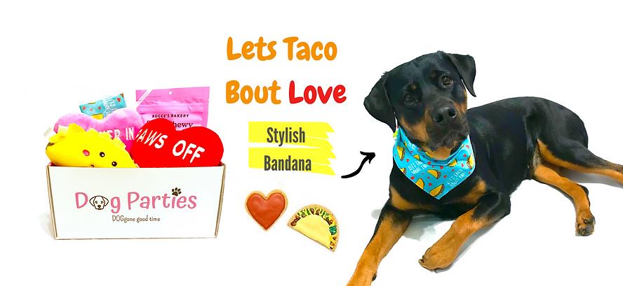 Dog Subscription Box Dog Parties