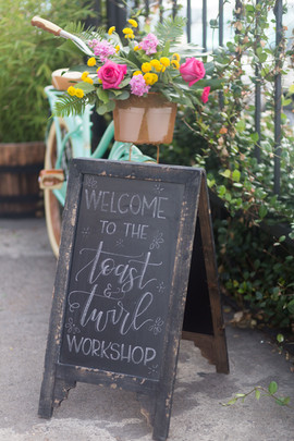 2nd Annual Toast & Twirl Workshop
