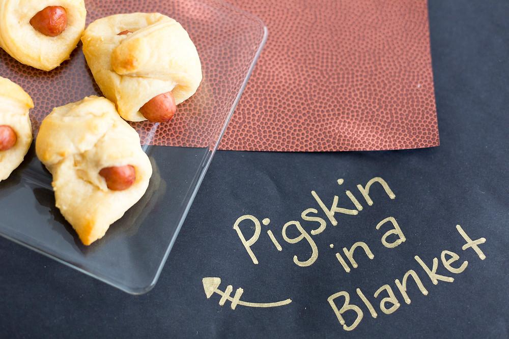 Pigskin in a Blanket