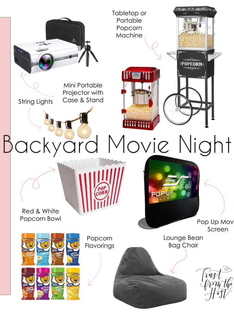 Movie Night Gift Guide - Toast from the