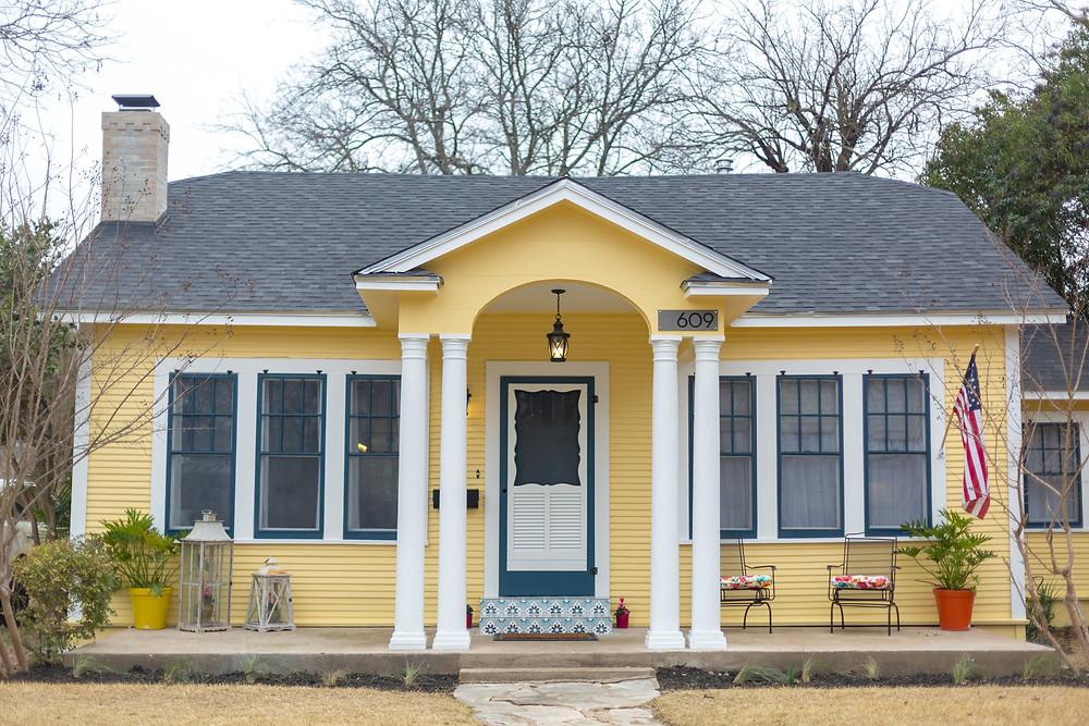 The Garrett House