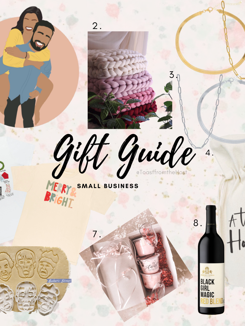 Gift Guide - Small Business