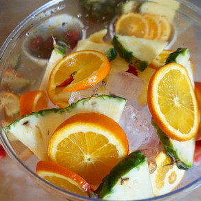 Fruity Fishbowl Mock-tail Recipe