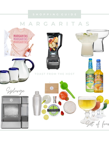 Margarita Essentials - Toast from the Ho