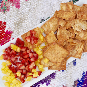 Cinco de Mayo Fruit Salsa Recipe