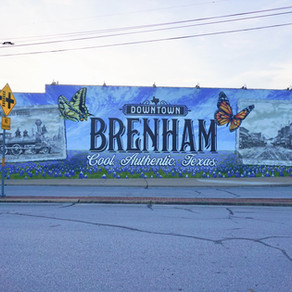 Top Sights to see in Brenham, TX | Toast Host Travels