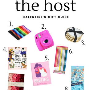 Galentine's Gift Guide – the perfect gifts for your girls this Valentine's Day