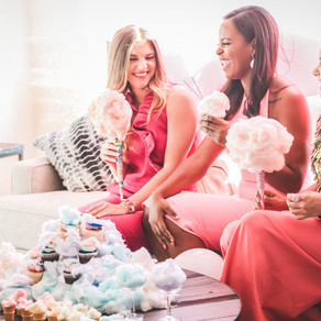 Host a Cotton Candy Party with Twirl Cotton Candy