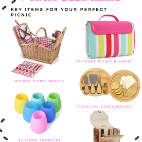 Picnic Essentials – Key Items for a Perfect Picnic